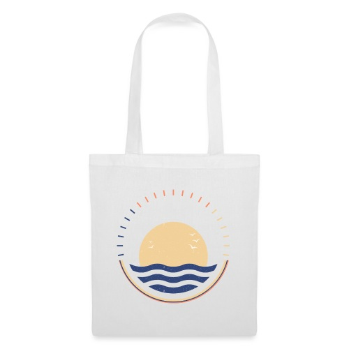 T-shirt été - Tote Bag