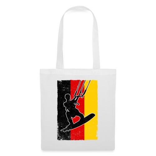 Kitesurfer Germany - Stoffbeutel