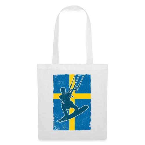 Kitesurfer Sweden - Stoffbeutel