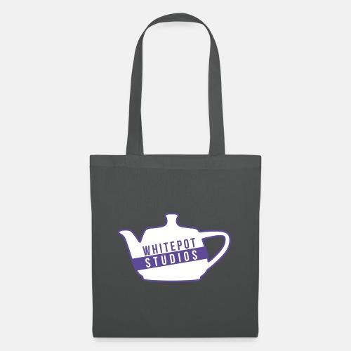 Whitepot Studios Logo - Tote Bag