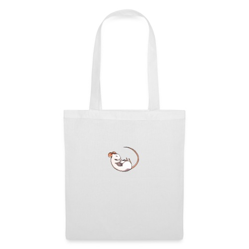 Sleeping mouse - Tote Bag