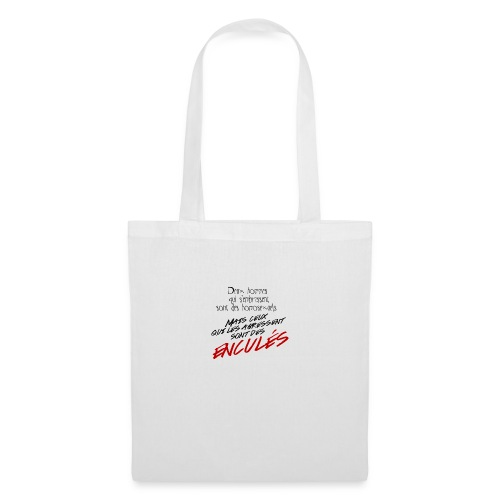 homo - Tote Bag