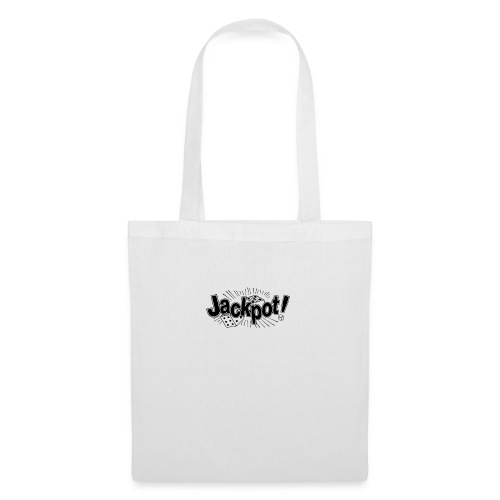 jackpot - Stoffbeutel