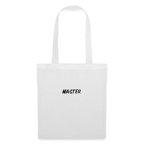 Master noir - Sac en tissu