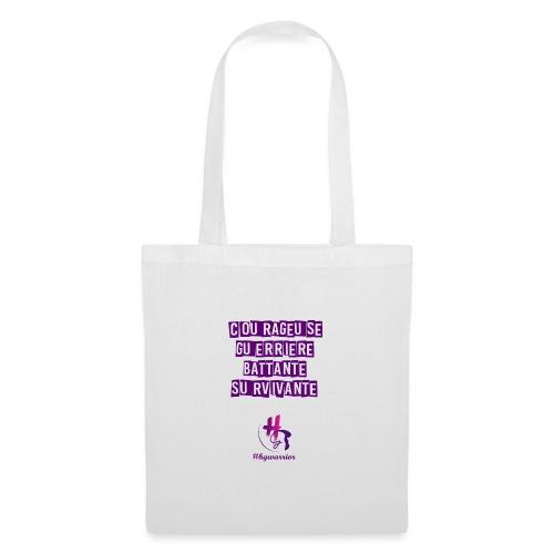 Les femmes HG warrior - Tote Bag