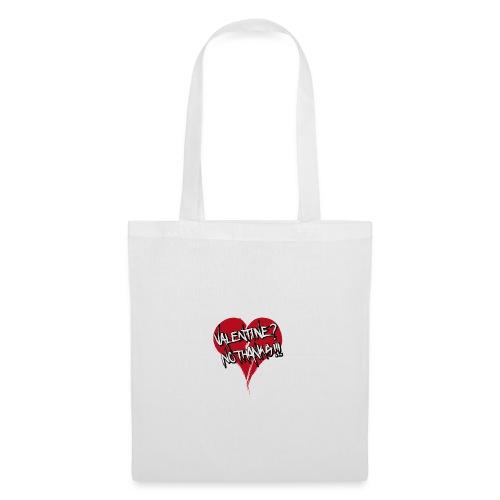 Bad Valentine - Sac en tissu