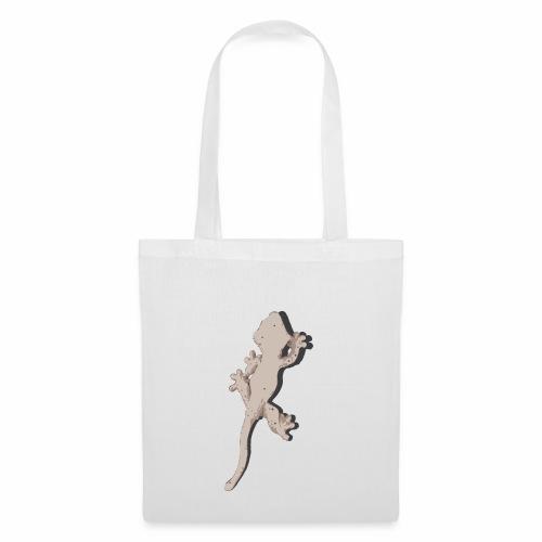 Crested Gecko - Stoffbeutel