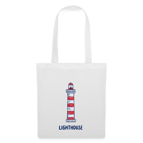 Lighthouse - Stoffbeutel
