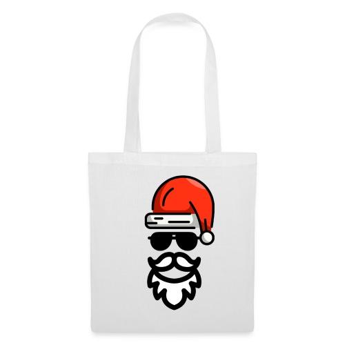 Cool Santa / Cooler Weihnachtsmann - Stoffbeutel