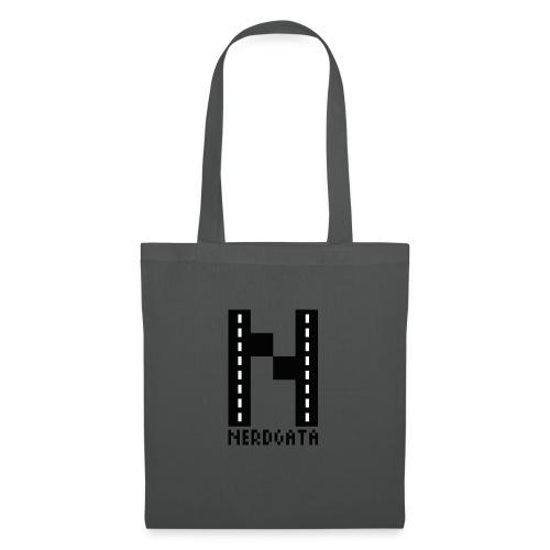 nerdgata logo PNG - Stoffveske