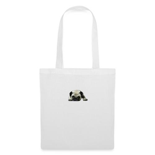 Cute pugs - Bolsa de tela