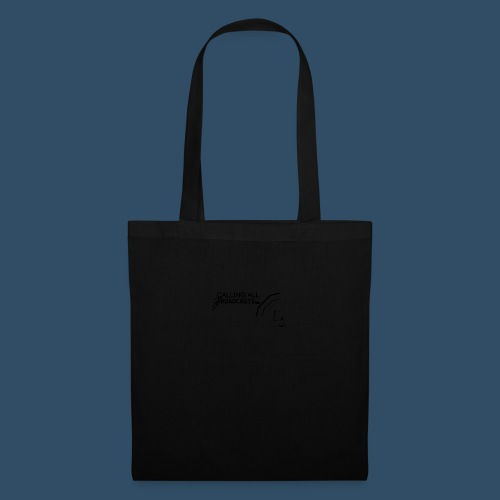 Calling All Broadcasts Invert - Tote Bag