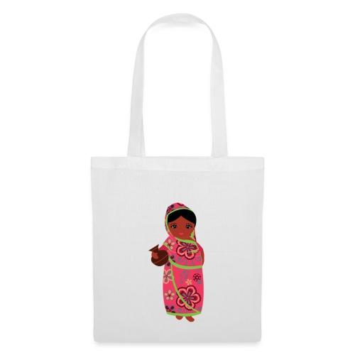 Lovedesh Art - Ira Kolshi Doll - Tote Bag