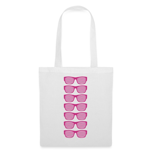 Sonnenbrillen Sommer strahlend taghell ultra cool - Tote Bag