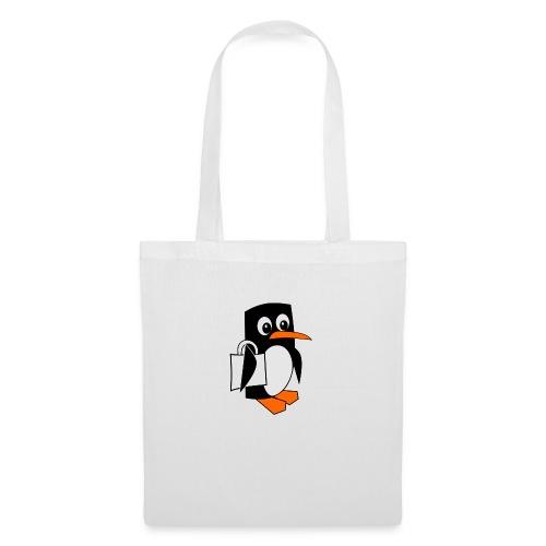 penguin - Bolsa de tela