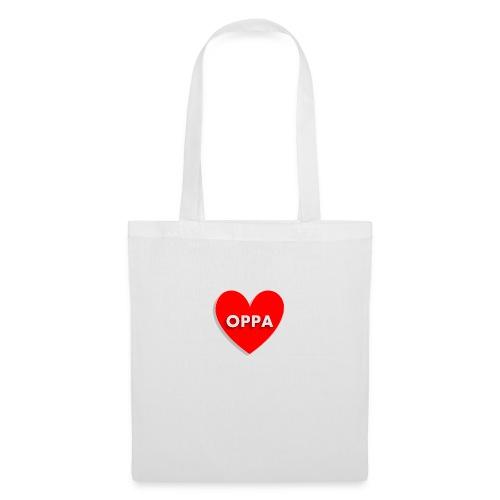 OPPA LOVE - Bolsa de tela