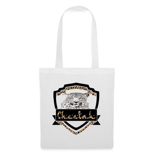 Cheetah Shield - Tote Bag