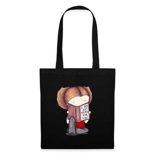 ReadingPrint png - Tote Bag