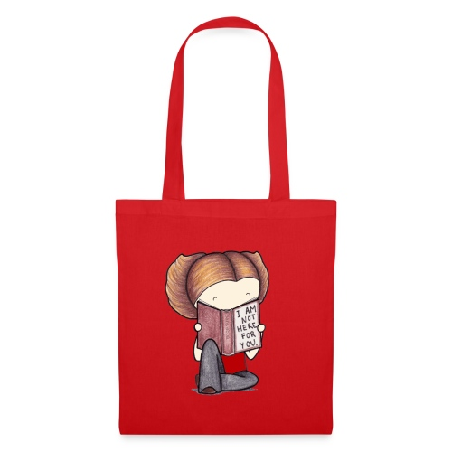ReadingPrint png - Tote Bag