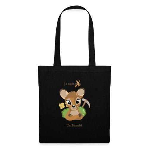 Je suis un bambi - Tote Bag