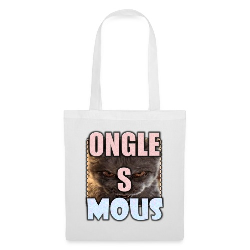 ONGLES MOUS - Tote Bag