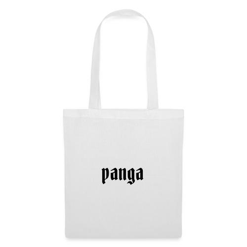 panga clothing logo - Stoffbeutel