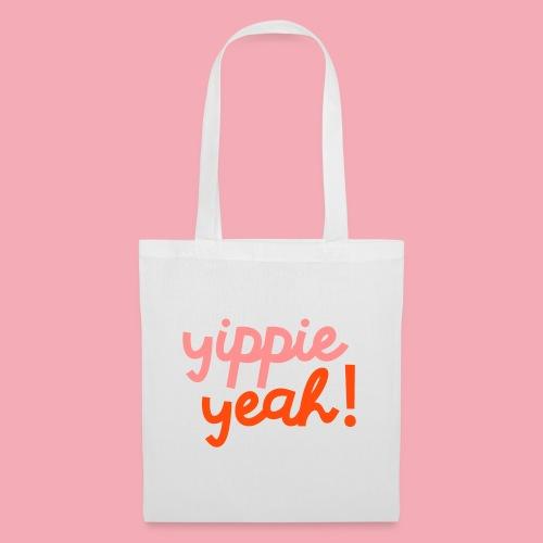 Yippie Yeah - Stoffbeutel