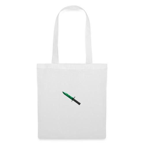 Emerald M9 Bayonet - Tote Bag