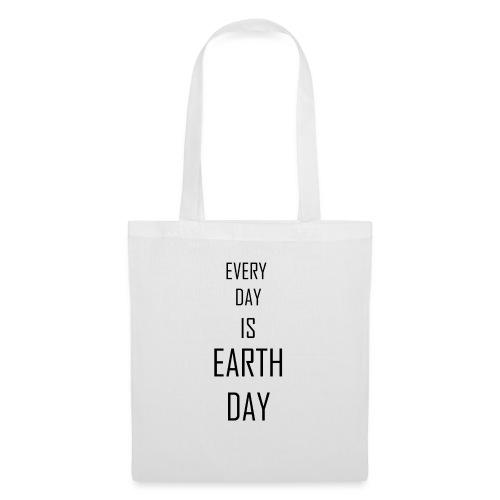 Klimawandel - earth day - Stoffbeutel
