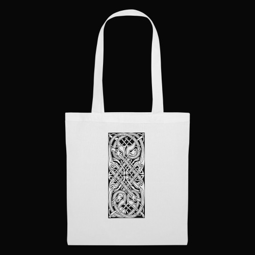 Keltisches Symbol 163 - Stoffbeutel