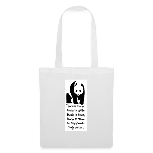 panda - Tas van stof