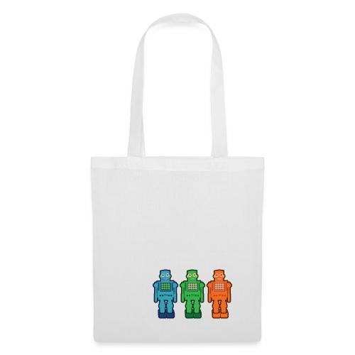 Robo - Tote Bag