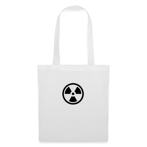 military bomb nuclear danger bomb radioactive - Tote Bag