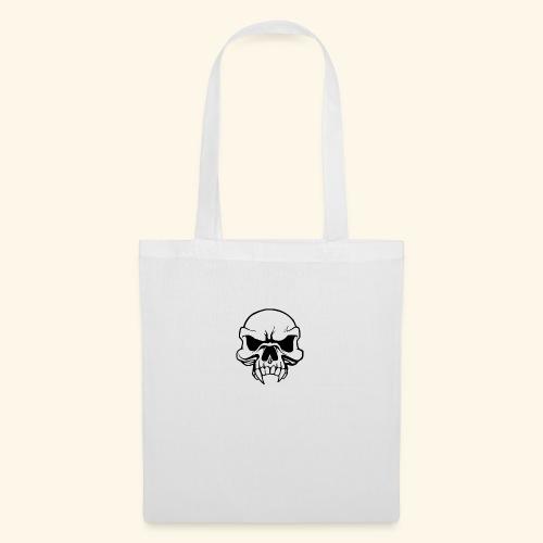 skull Vampire totenkpf - Stoffbeutel