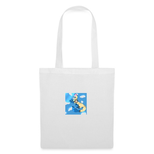 comic con cat - Tote Bag