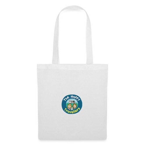 Happy Travellers ORIGINAL Logo Merch - Tote Bag