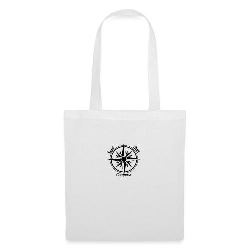 Soul And Compass Original Logo Shirt - Tote Bag