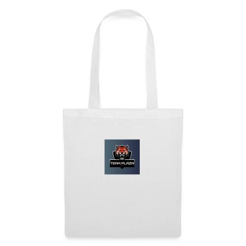 logo team plaza - Borsa di stoffa