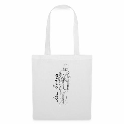 Samuel Beckett - Tote Bag