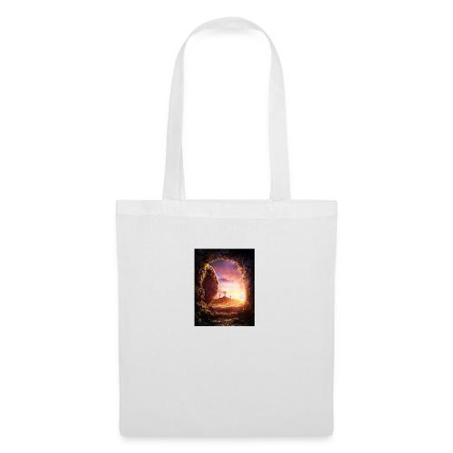 He is rising - Tote Bag