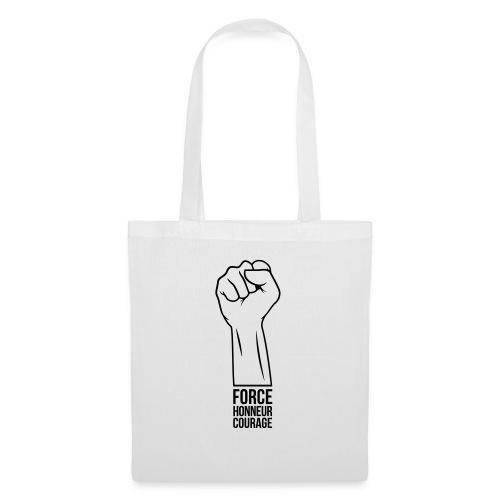 Force Honneur Courage - Tote Bag