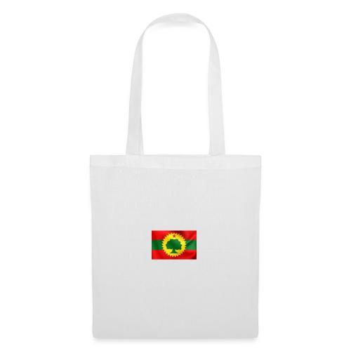 Oromo flag hoodie/ T shirt - Tas van stof