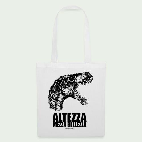 ALTEZZA MEZZA BELLEZZA II - Borsa di stoffa