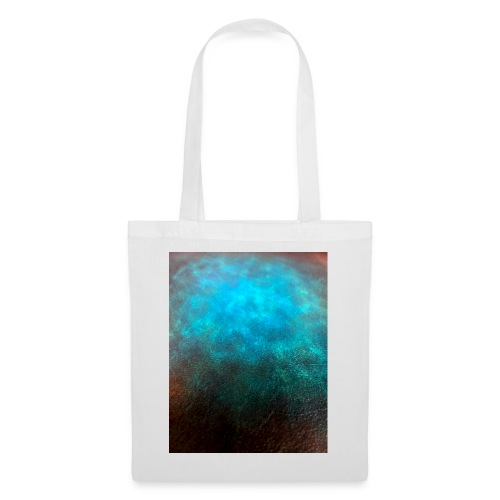 Dyeing leather print design - Tote Bag