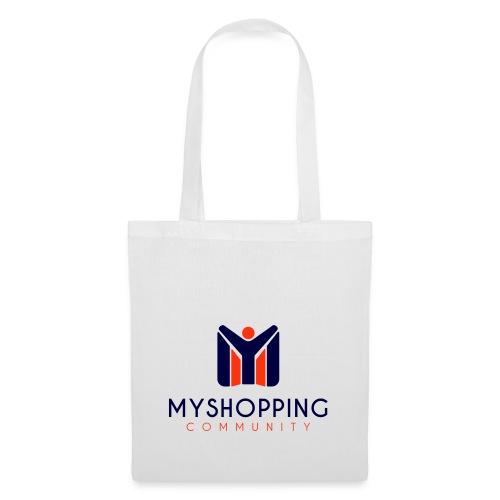 logo MYSC verticale - Borsa di stoffa
