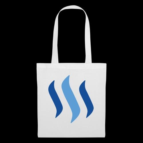 steem logo - Stoffbeutel