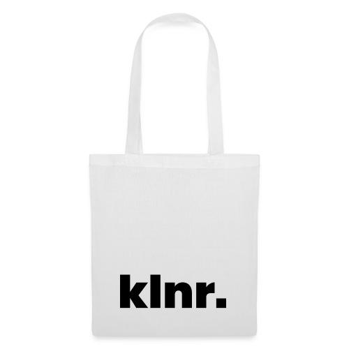 klnr. Design - Stoffbeutel
