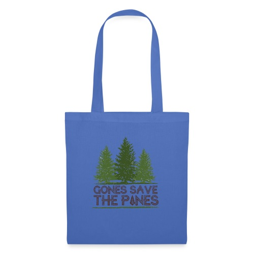 Gones save the pines - Tote Bag