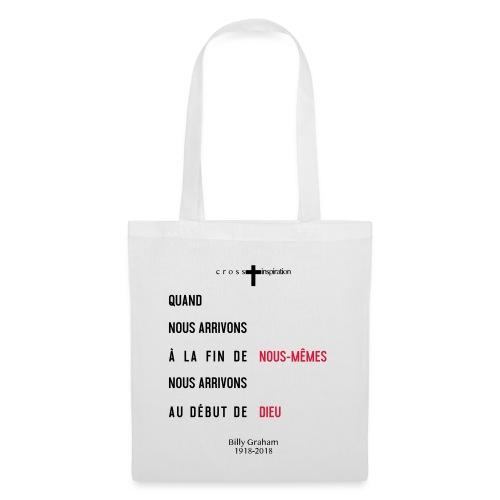 Billy Graham 1918 2018 - Tote Bag