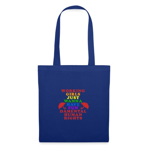 workinnggirlspride - Tote Bag